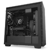 NZXT - H710 eATX Black Chassis - Windowed