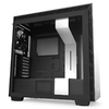 NZXT - H710 eATX White Chassis - Windowed