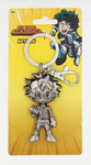 My Hero Academia - Deku Figure Pewter Keyring