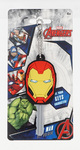 Iron Man - Soft Touch PVC Key Holder