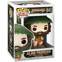 Funko Pop! Movie - Jumanji - Alan Parrish