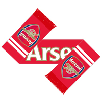 Arsenal - Gunners Scarf - Cover
