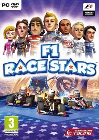 F1 Race Stars (PC) - Cover