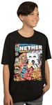 Minecraft Tales From the Nether Youth Tee (Youth X-Small) Cover