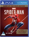 Spider-Man - Game of the Year Edition (PS4)