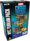 Marvel: Crisis Protocol - NYC Terrain Pack (Miniatures)