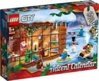 LEGO® City - 2019 Advent Calendar (234 Pieces)
