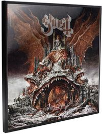 Ghost - Prequelle (Wall Art) - Cover