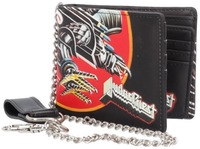 Judas Priest - Screaming For Vengeance (Embossed Wallet With Chain)