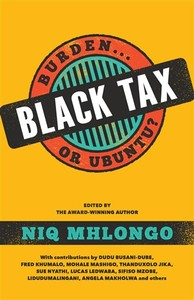 Black Tax - Niq Mhlongo (Paperback) - Cover