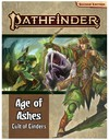 Pathfinder: Second Edition - Age of Ashes Adventure Path - Cult of Cinders (Role Playing Game)