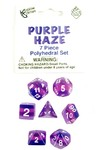 Koplow Games - Set of 7 Polyhedral Dice - Purple Haze