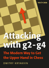 Attacking with G2 - G4: The Modern Way to Get the Upper Hand in Chess - Dmitry Kryakvin (Paperback)