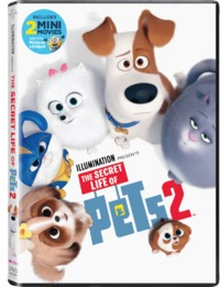 The Secret Life of Pets 2 (DVD) - Cover