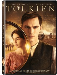 Tolkien (DVD) - Cover
