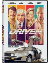 Driven (DVD) - Cover