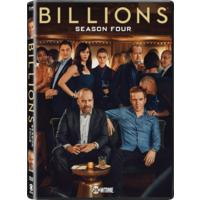 Billions - Season 4 (DVD)