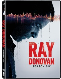 Ray Donovan - Season 6 (DVD) - Cover