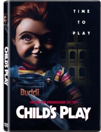 Childs Play (DVD) - Cover