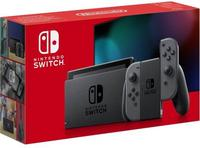 Nintendo Switch Console - Grey (New revised model)