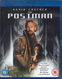 The Postman (Blu-Ray) - Cover