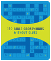 150 Bible Crosswords Without Clues - Barbour (Paperback)