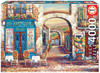 Educa - Le Petit Café Puzzle (4000 Pieces)
