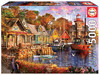 Educa - The Harbour Evening Puzzle (5000 Pieces)