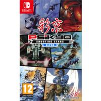Psikyo Shooting Stars - Alpha Limited Edition (Nintendo Switch)