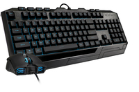 Cooler Master Devastator III Plus Gaming Keyboard & Mouse Combo - 7 Color LED Options.