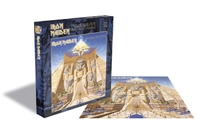 Iron Maiden - Powerslave Puzzle (500 Pieces) - Cover