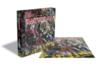 Iron Maiden - The Number Of The Beast Puzzle (500 Pieces) - Cover