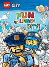 Fun In Lego City! - Editors Of Studio Fun International (Paperback)