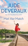 Met Her Match - Jude Deveraux (Hardcover)