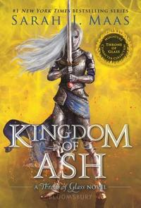 Kingdom of Ash (Miniature Character Collection) - Sarah J. Maas (Paperback) - Cover