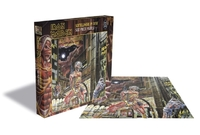 Iron Maiden - Somewhere In Time Puzzle (500 Pieces) - Cover