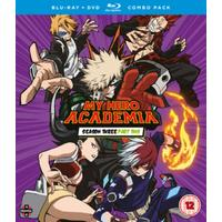 My Hero Academia: Season Three, Part Two (Blu-ray)