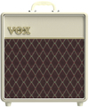 Vox AC4C1-12 Custom Series 4 watt 12 Inch Valve Electric Guitar Amplifier Combo (Cream Bronco)