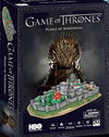 Game of Thrones - Winterfell 3D Puzzle (430 Pieces)