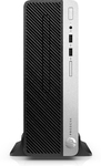 HP ProDesk 400 G5 i5-8500 4GB RAM 500GB HDD Small Form Factor Desktop PC - Black and Silver