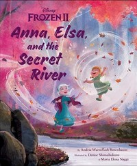 Frozen 2 Picture Book - Disney Book Group (School And Library) - Cover