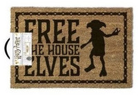 Harry Potter - Free the House Elves - Door Mat - Cover