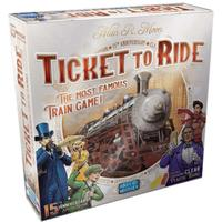 Ticket to Ride US 15th Anniversary Edition (Board Game)
