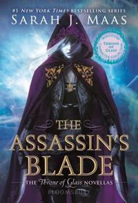 The Assassin's Blade (Miniature Character Collection) - Sarah J. Maas (Paperback) - Cover