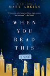 When You Read This - Mary Adkins (Paperback)