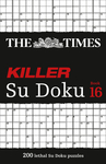 Times Killer Su Doku Book 16 - The Times Mind Games (Paperback)