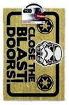 Star Wars - Stormtrooper Blast Doors - Door Mat