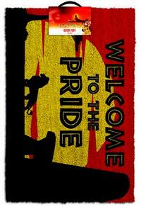 The Lion King - Welcome to the Pride - Door Mat - Cover