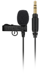 Rode Lavalier GO Professional-Grade Wearable Condenser Microphone with 3.5mm TRS Jack (Black)