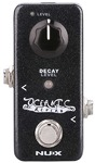 NUX Mini Core Series Oceanic Electric Guitar Digital Reverb Effects Pedal (Black)